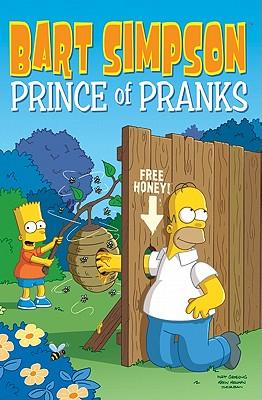 Bart Simpson Prince of Pranks By Groening, Matt